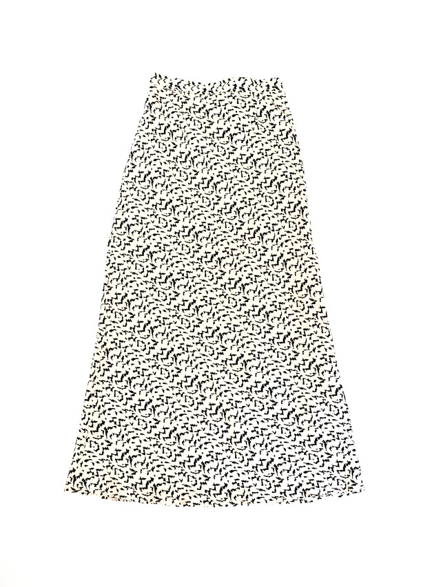 【ENLIGHTENMENT】FLARE SKIRT