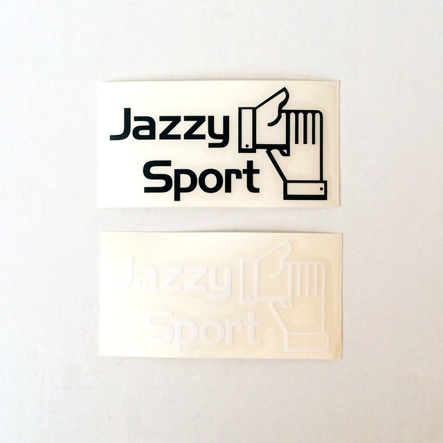【再入荷】JS ロゴ カッティングシート 2枚組セット