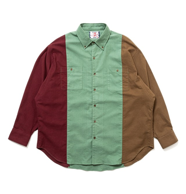 【SON OF THE CHEESE】3COLOR Shirt(TRICO)