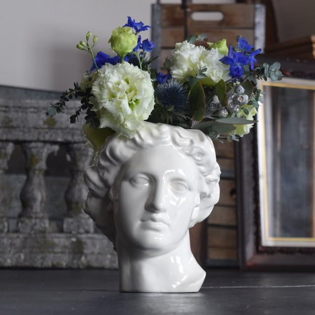 "【DOIY】Flower Vase ""Apollo"" フラワー ベース ""アポロ"""