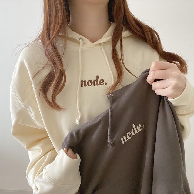 node. original hoodie