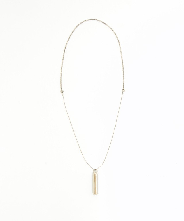 Pill Case Necklace