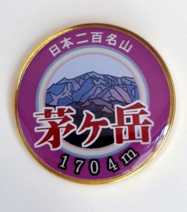 桜島 バッジ