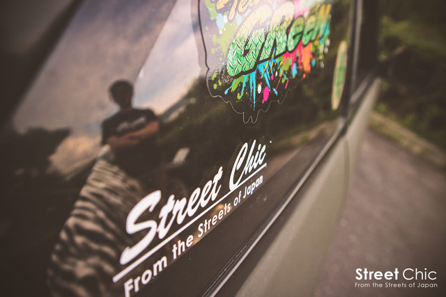 Crew - Decal [Medium] StreetChic