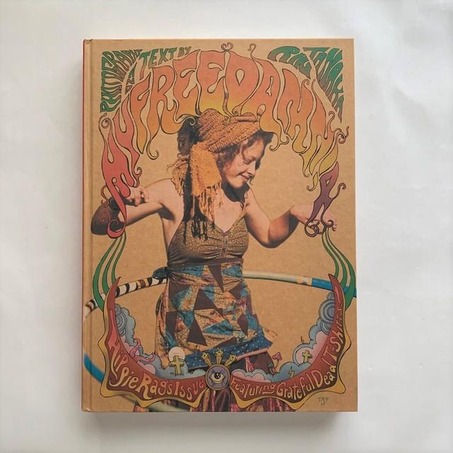 My Freedamn! 4  Hippie Rags Issue / 田中凛太郎