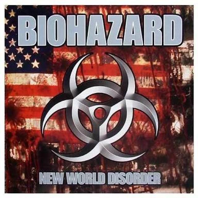 【USED】BIOHAZARD / NEW WORLD DISORDER