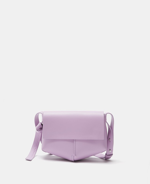 VACHETTA LEATHER FLAP CROSSBODY BAG [266311127311]