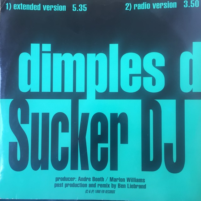 Dimples D / PKA ‎– Sucker DJ / Let Me Hear You (Say Yeah)