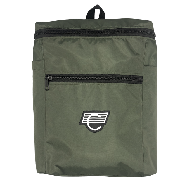 COMA BRAND  BACKPACK  OLIVE