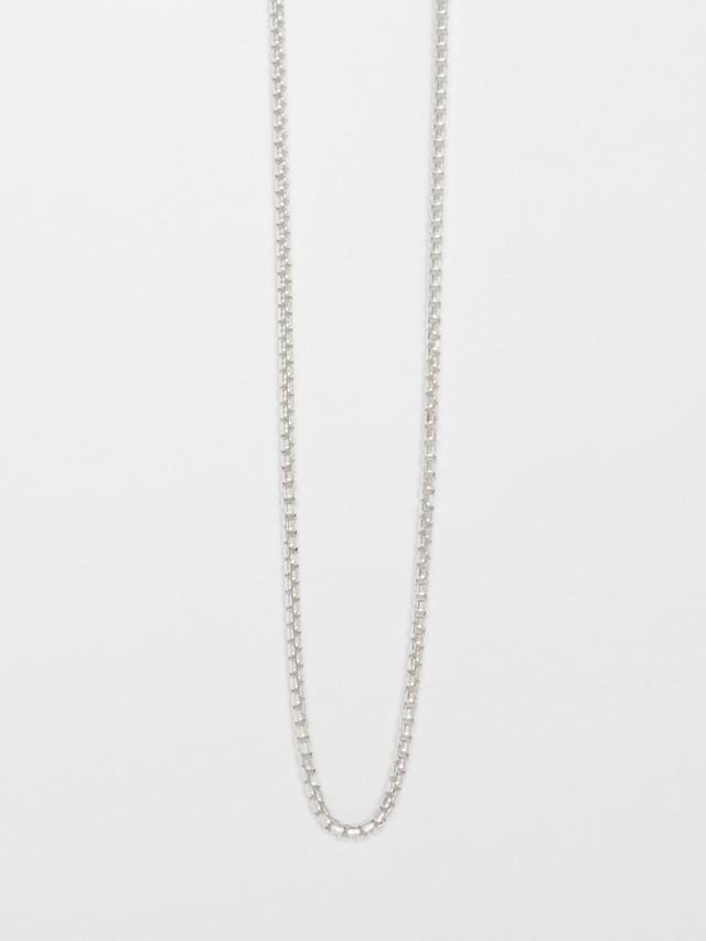 Box Chain Necklace 60cm / Gerochristo