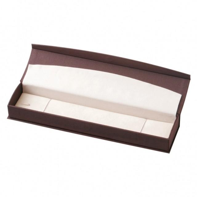 アクセサリー紙箱ネックレス/ブレスレッド マグネット付きボックス 20個入り MA-05-NBR