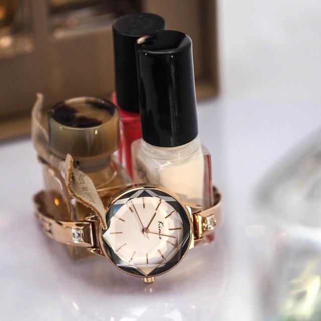 Kimio AF-6312(White) レディース腕時計