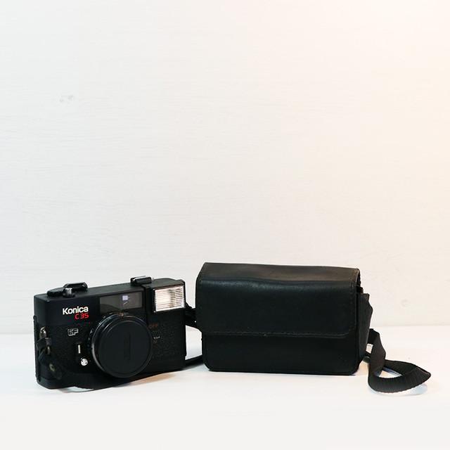 【R-122】Konica C35 EF 1975 カメラ