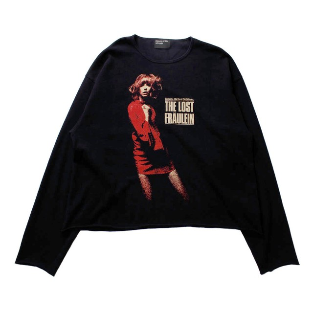 ENFANTS RICHES DEPRIMES  The Lost Fraulein Long Sleeve Tee