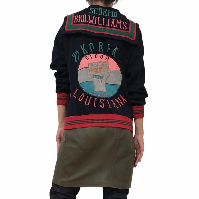 80's JERZEES Eagle Sweatshirt made in USA