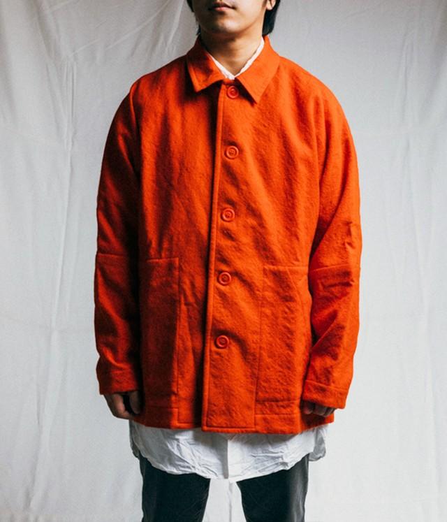 CASEY CASEY - Flanel veste higa(oversized) - 11HV179
