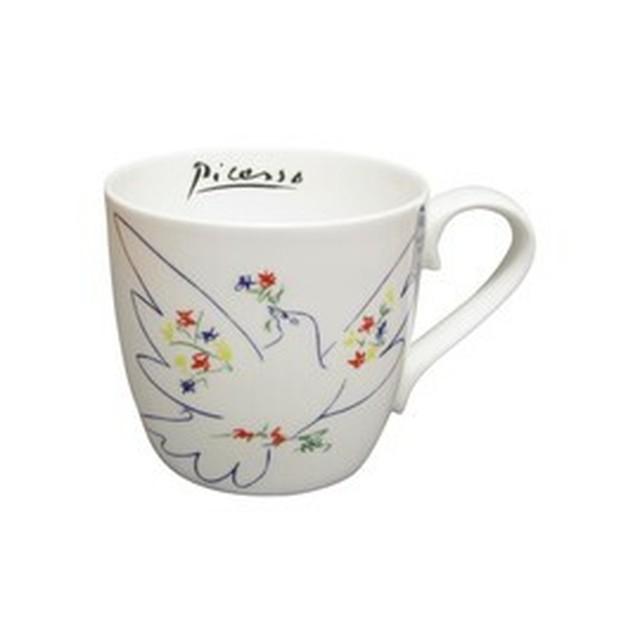 442849030 KONITZ(コーニッツ) Picasso La Colombe Du Festival 鳩祭から マグカップ