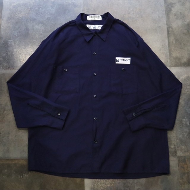Wappen work big shirt