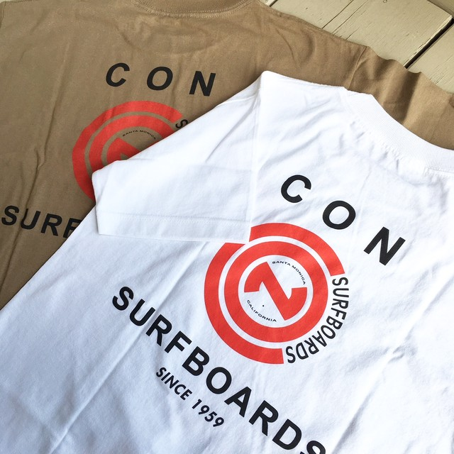 "Last Wave ""CON SURFBOARDS 1959"" S/S T-Shirts"