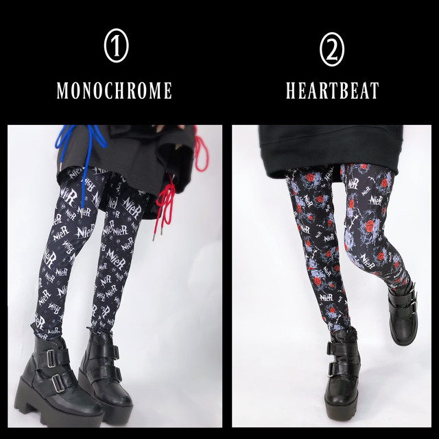 LEGGINGS PANTS【2種類】
