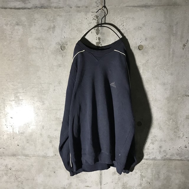 [adidas] logo pointed sweat