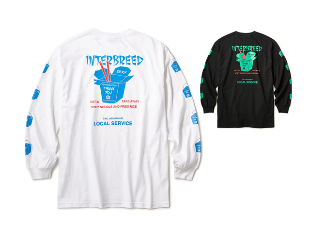 INTERBREED|Local Service LS Tee