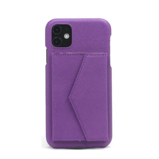 【パープル】 iPhone / Galaxy / Xperia /  Googlepixel / Huawei