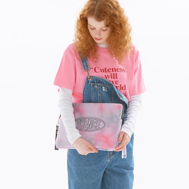 「PCC」PCケース(13インチ) ピンクグレー