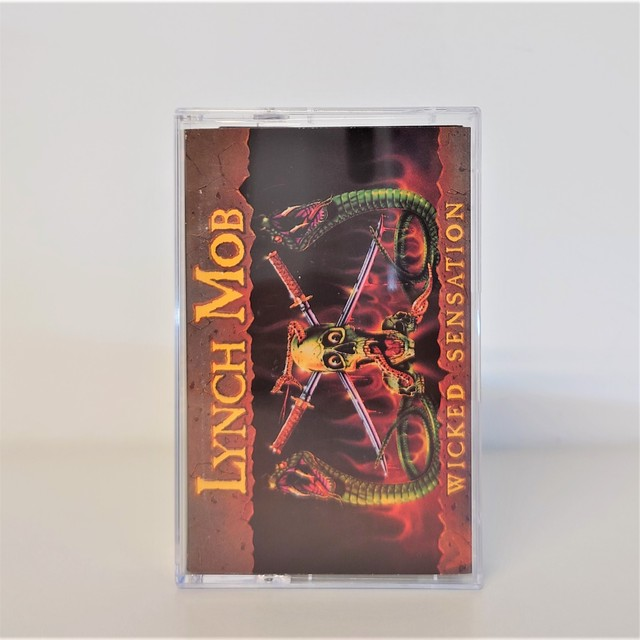 [中古カセット]  Lynch Mob ‎– Wicked Sensation