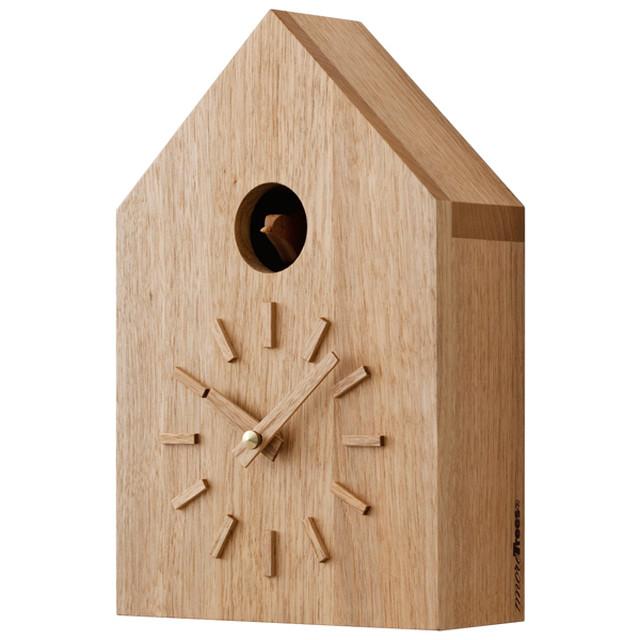 moretrees 鳩時計