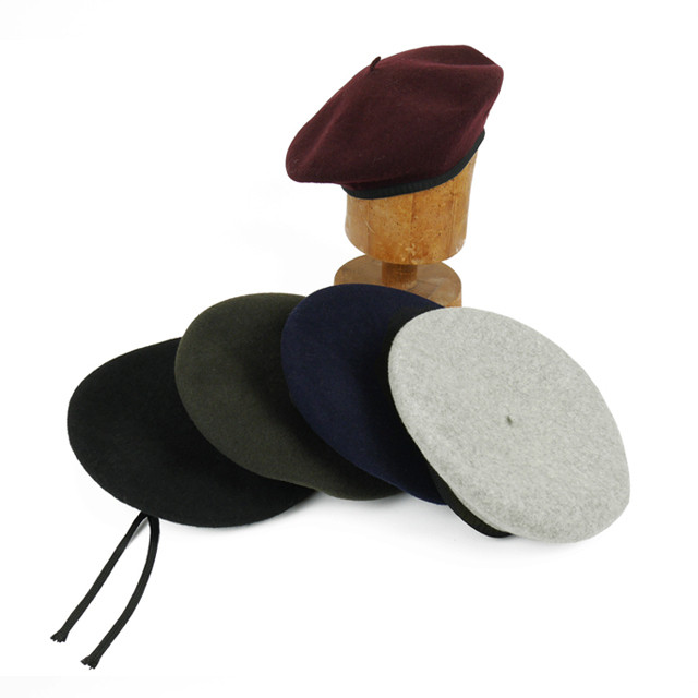 Officer Beret 【TOPKNOT】