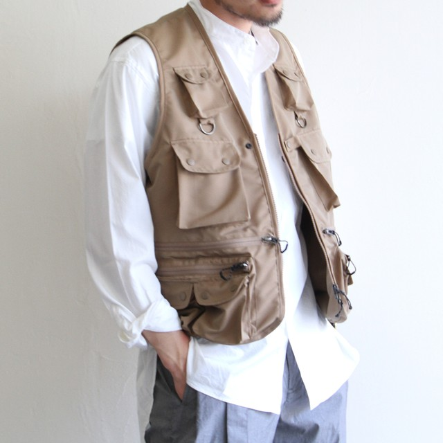 STAMMBAUM【 mens 】fishing vest