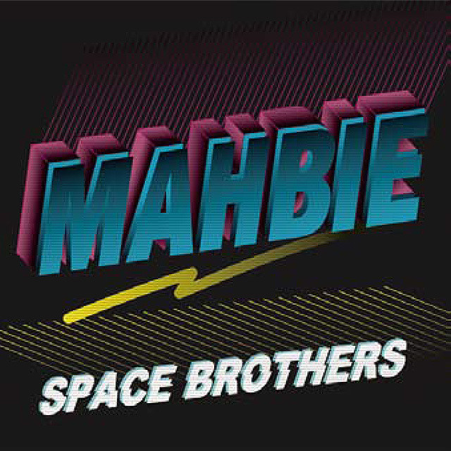 【CD】MAHBIE - Space Brothers