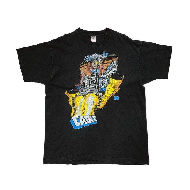 X-MEN CABLE TEE 90s FRUIT OF THE LOOM XL 6818