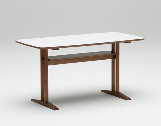 【カリモク60】カフェテーブル1200 メラミン天板