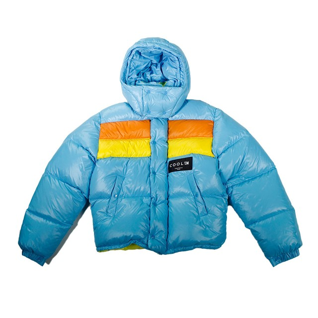 COOL TM Hooded Ski Blouson
