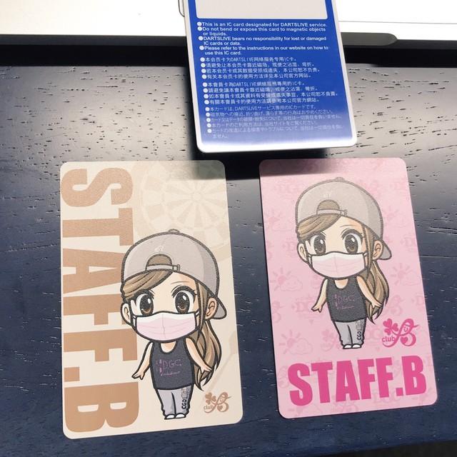 【ClubB】ライブカード&フェニカ