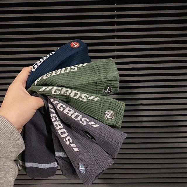 [人気アイテム]smoky color socks set PD2547