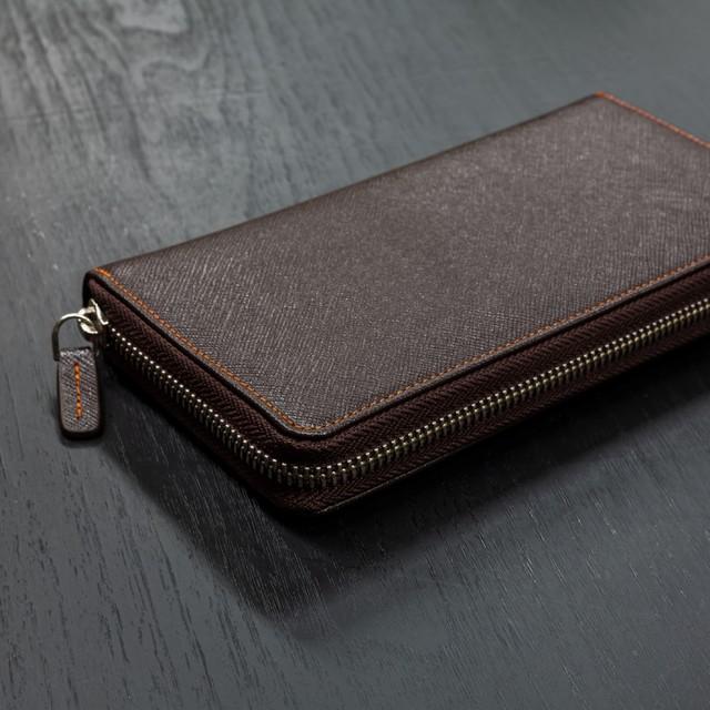 ELA-9058 ラウンドスマート長財布