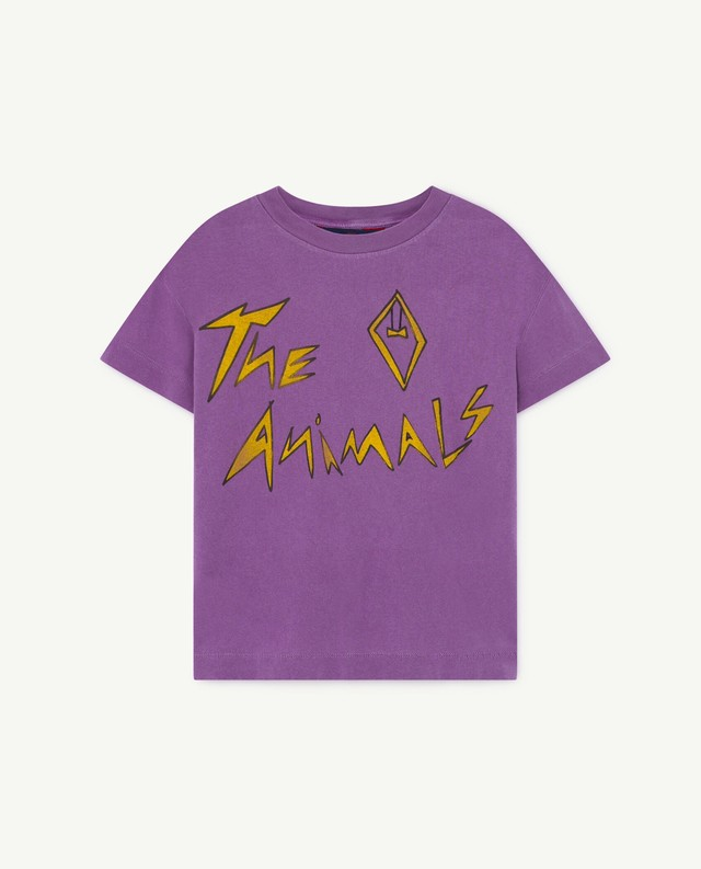 【20SS】the animals observatory ROOSTER KIDS T-SHIRT Tシャツ