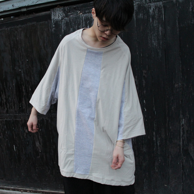 Flow-Sleeve-dress (ivory)