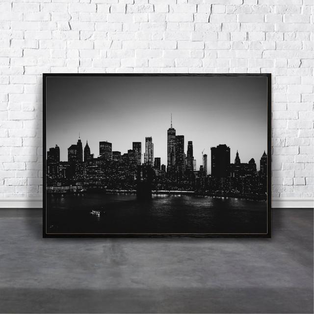 New York city / 【アートポスター専門店 Aroma of Paris】[AP-000172]