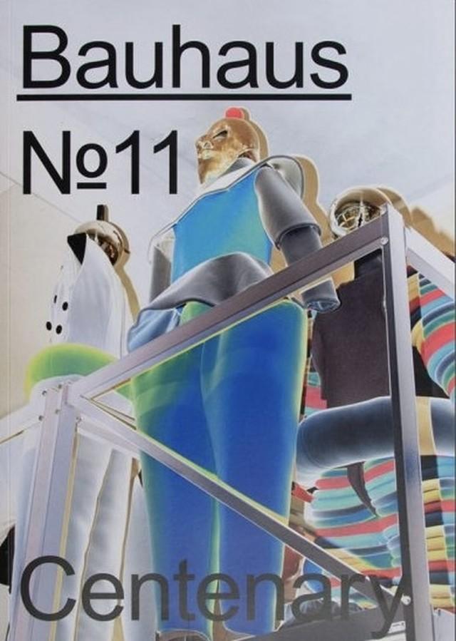 BOOK / Bauhaus No11 Centenary