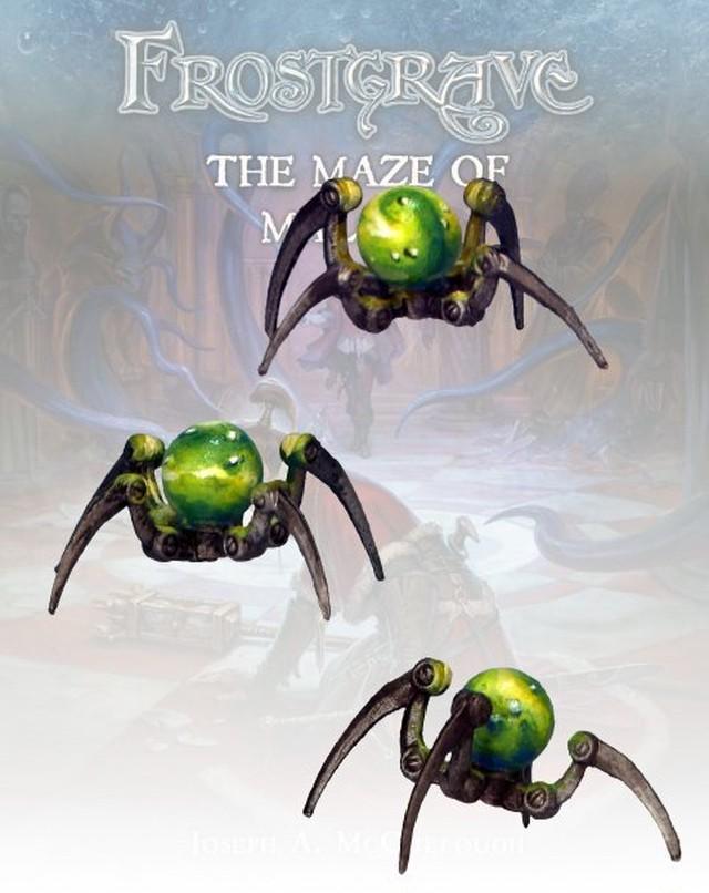 硝子蜘蛛(Glass Spiders)