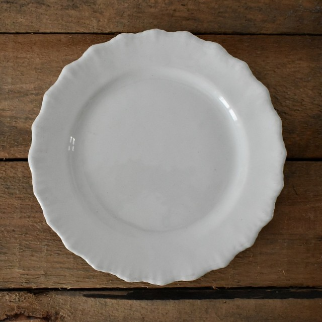 Moustiers plate  a