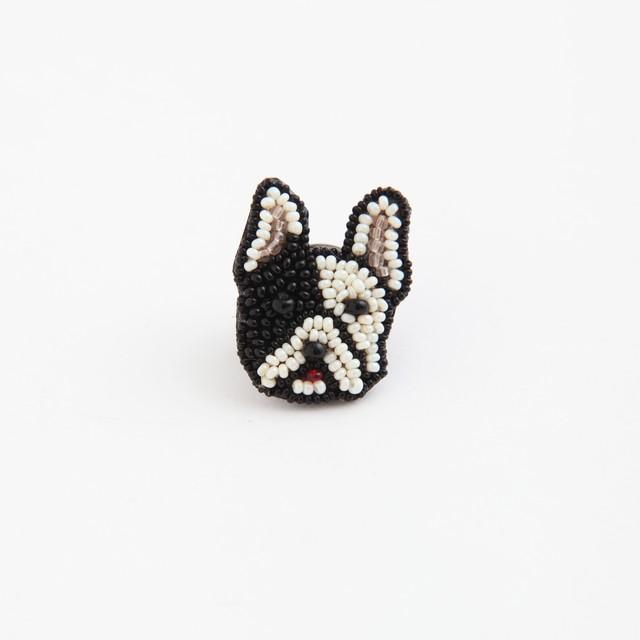 Môko Kobayashi/フレンチブルドックnano pin