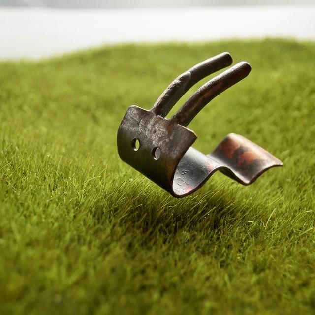 【ウサギ】a ~ オーナメント ☆ 真鍮 #1437