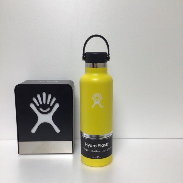 Hydro Flask HYDRATION_SM_21oz(621ml)レモン0518TR