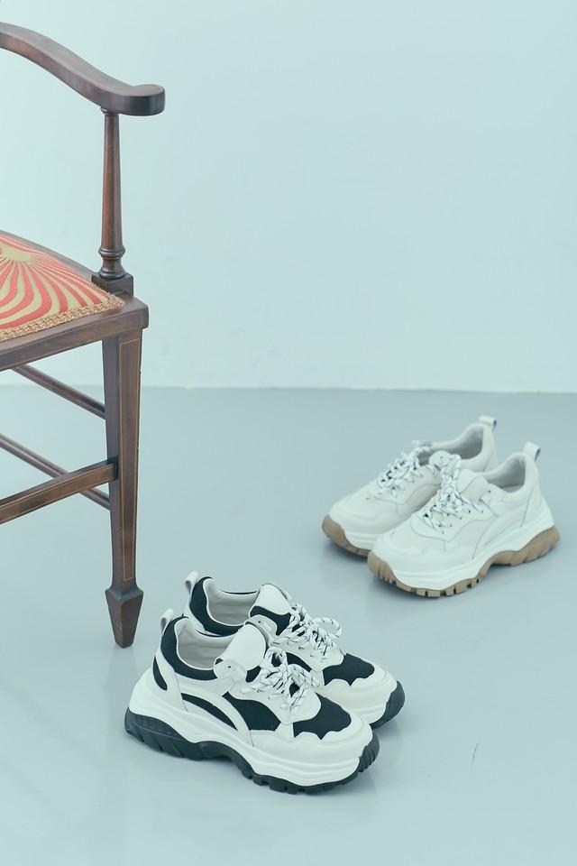volume sneakers