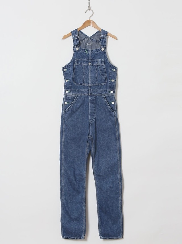 【HOLIDAY】SLIM DENIM OVERALL